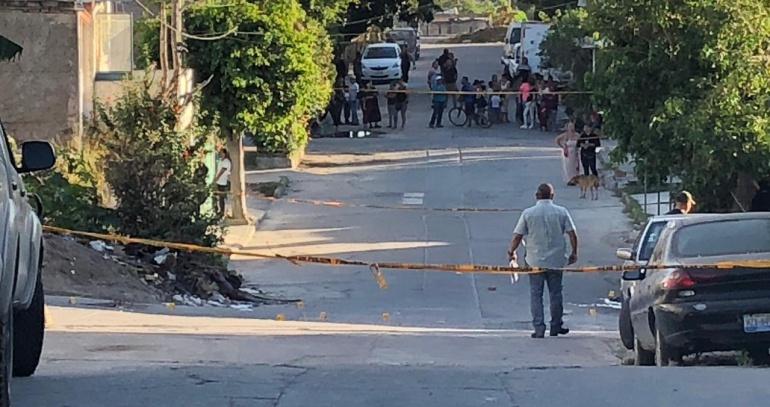 Asesinan a dos jóvenes en Las Juntitas