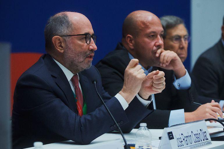 Alfaro refrenda su postura sobre superdelegados de AMLO en la FIL