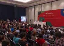 Orso Arreola homenajeó a Fernando del Paso