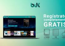 BUK: el Spotify de los libros académicos