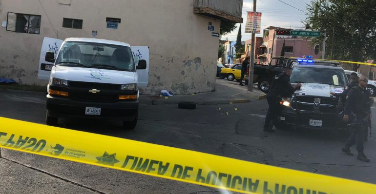 Asesina a balazos a un joven en Alcalde Barranquitas