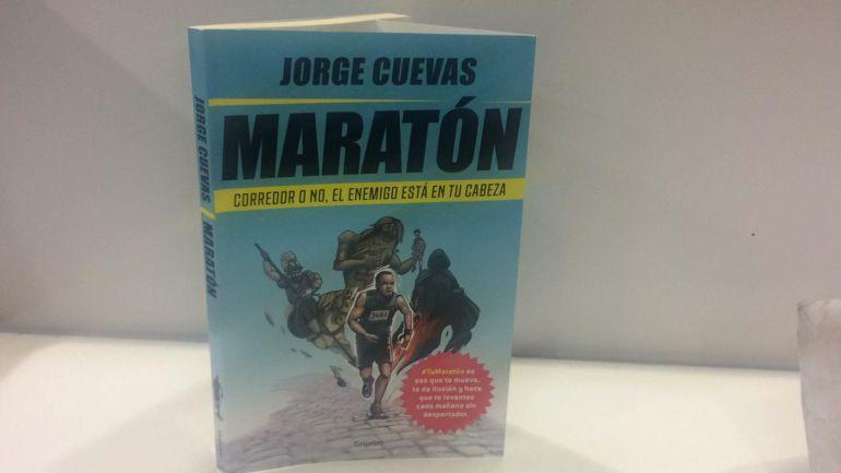 """""""Maratón"""" es un libro sobre lucha interna y superar tus límites"""