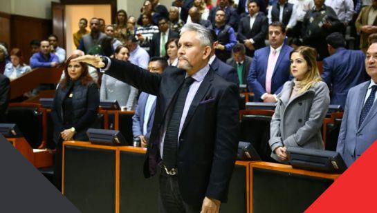 Ratifican a Octavio Solís como fiscal de Jalisco
