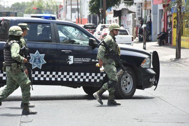 Policía de Guadalajara estrena equipo