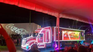 La caravana más famosa de Santa Claus tuvo éxito rotundo en Guadalajara