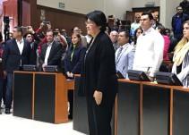 Ratifican a Teresa Brito como contralora; avanza auditoría al C5