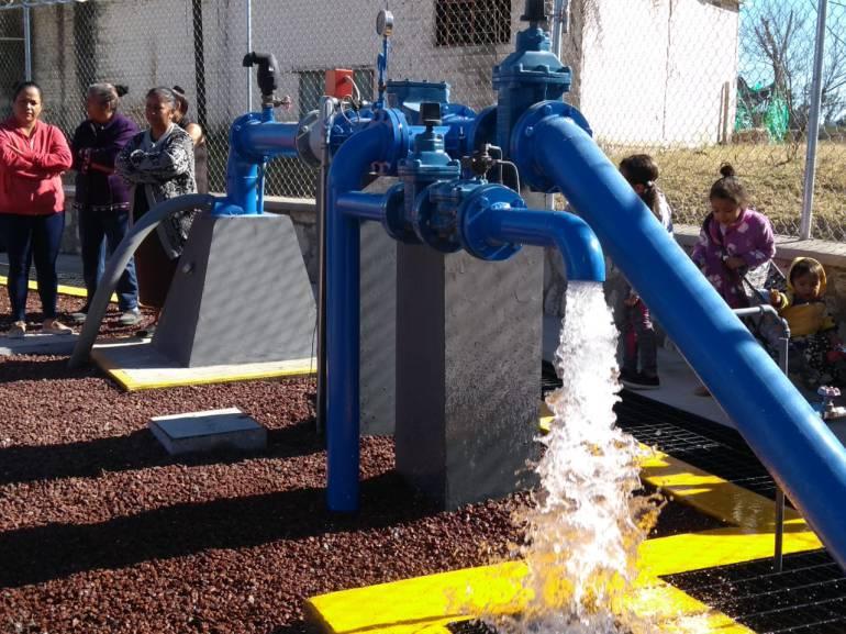 Inauguran pozo profundo en Copalita
