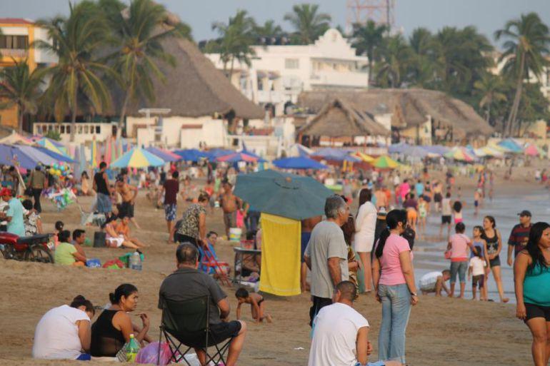 Playas de Jalisco, libres de contaminación