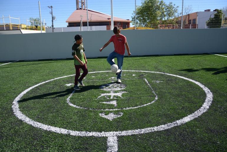 Comienza rehabilitación de Unidad Deportiva República en Zapopan