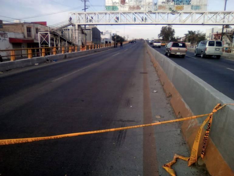 Fatal accidente en Carretera a Zapotlanejo