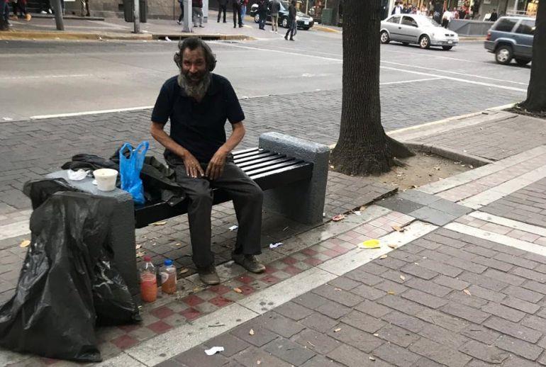 Incrementa el número personas indigentes