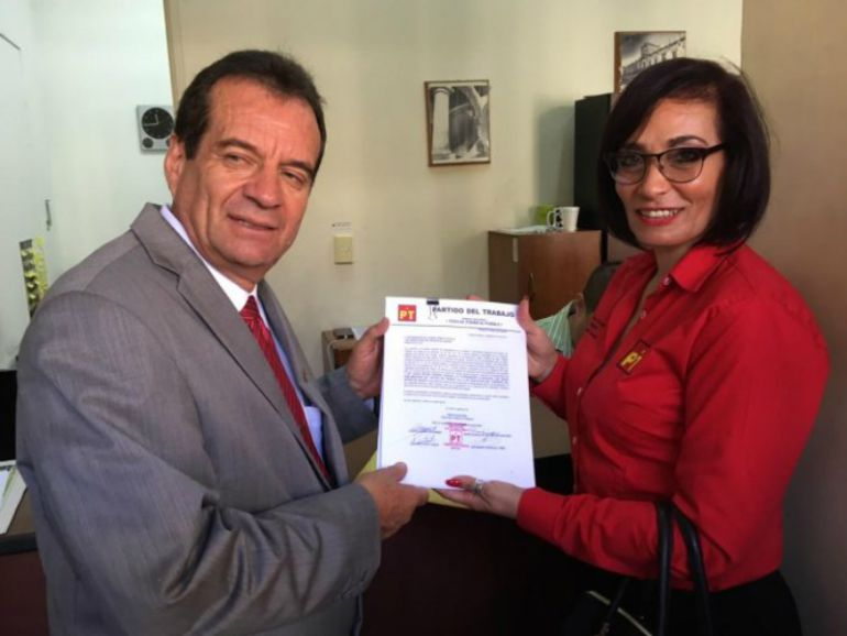 Comisionada del PT refuta: sí tienen estructura en Jalisco
