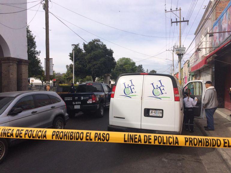 Detienen a tres personas tras intento de asalto a un camión