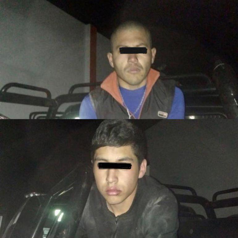 Tras persecución detienen a dos hombres en Tlaquepaque