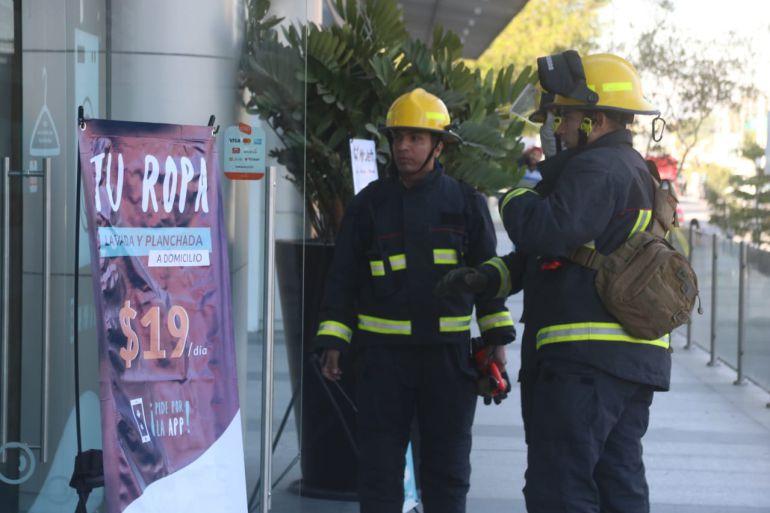 Explosión en Lavandería deja seis lesionados