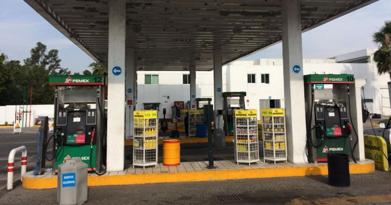 Quadratín: Pese a crisis de gasolina, asegura el Presidente que estrategia funciona
