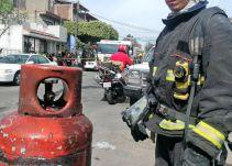 Se registra explosión en la colonia Santa Margarita