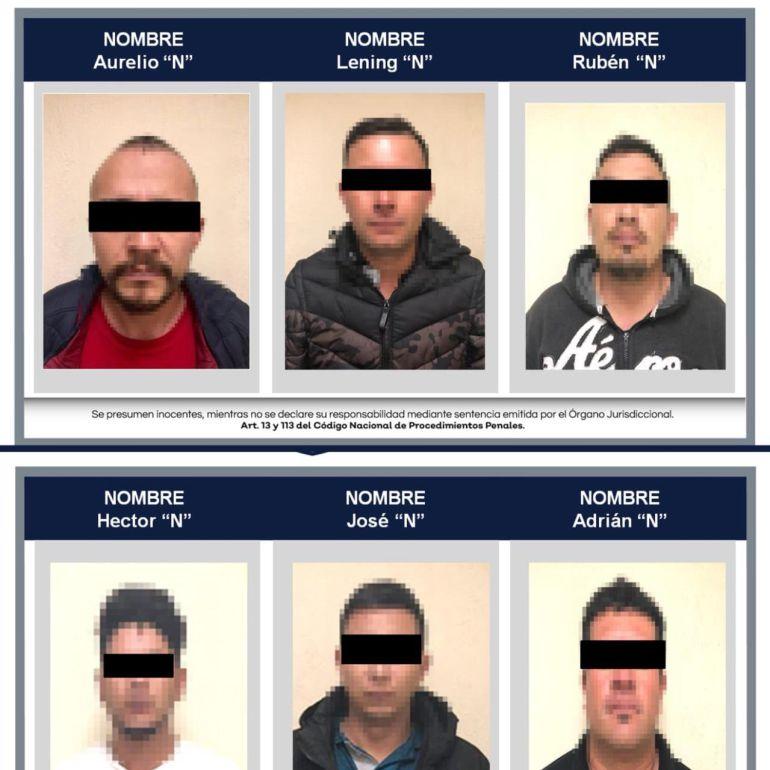 Detienen a 6 por abuso sexual en Tapalpa
