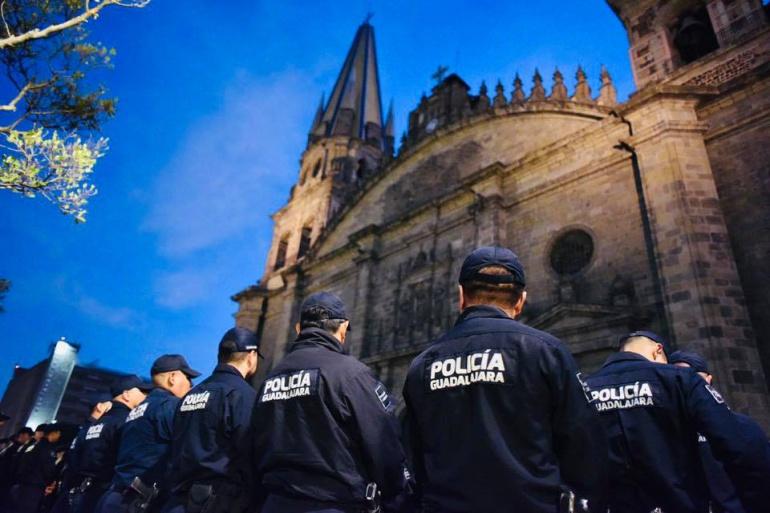 Guadalajara aumentará el número de policías