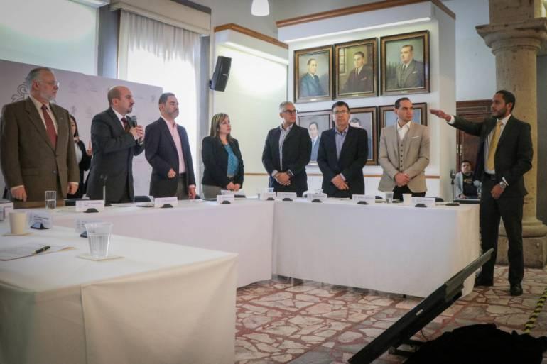 Guadalajara busca ordenar predios irregulares