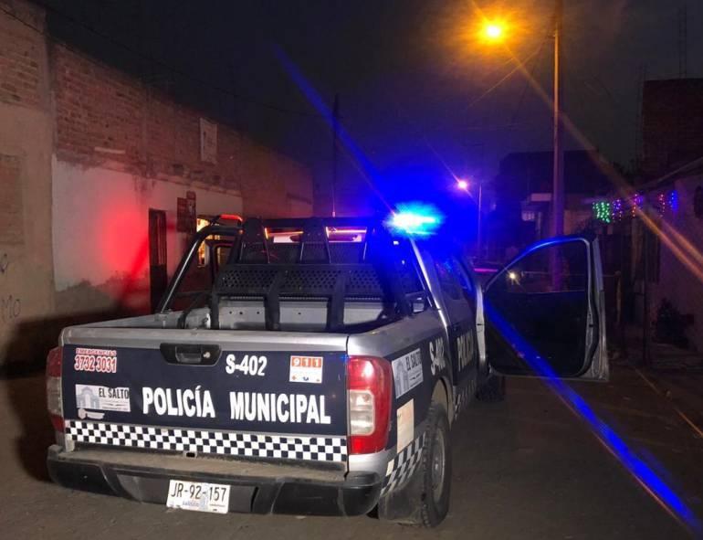 Atacan a ex policía en la colonia Jardines del Castillo