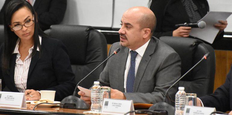 Guardia Nacional centraliza estrategia de seguridad: Ismael del Toro