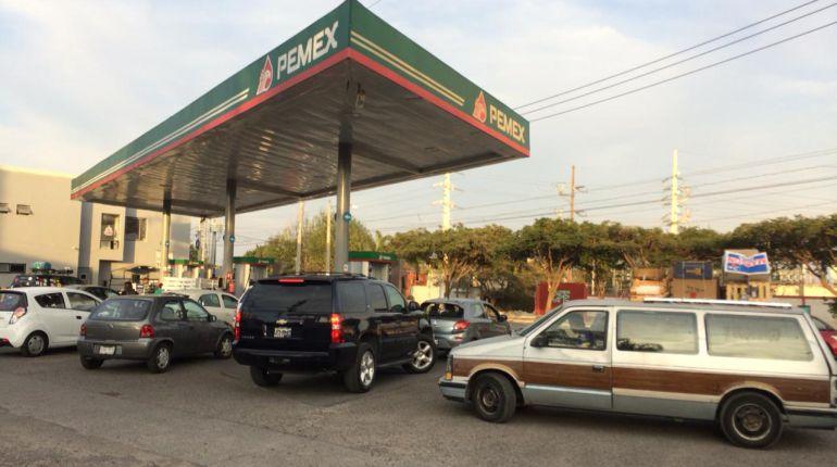 De nuevo, dan fecha para restablecer el abastecimiento de gasolina