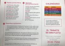 Listas las fechas de preinscripción para educación básica