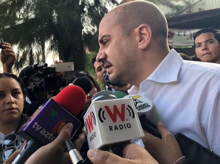Minimiza el alcalde de Guadalajara la inseguridad en el Paseo Fray Antoni