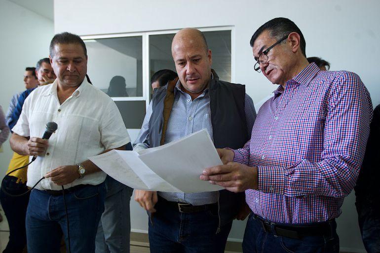 Jalisco y Nayarit firma convenio