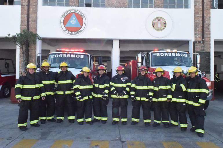 Asignan 20 millones de pesos para remodelar estaciones de bomberos en GDL