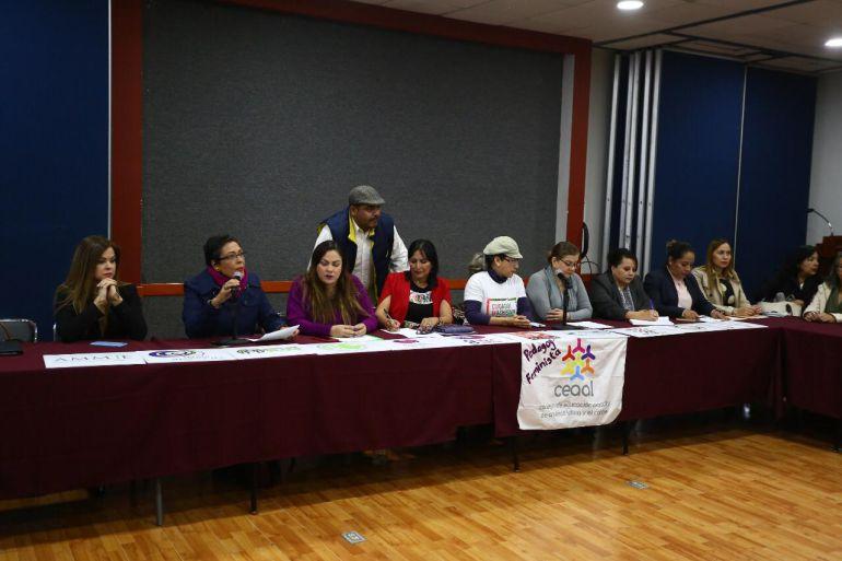 Diputadas y asociaciones rechazan desaparición del IJM