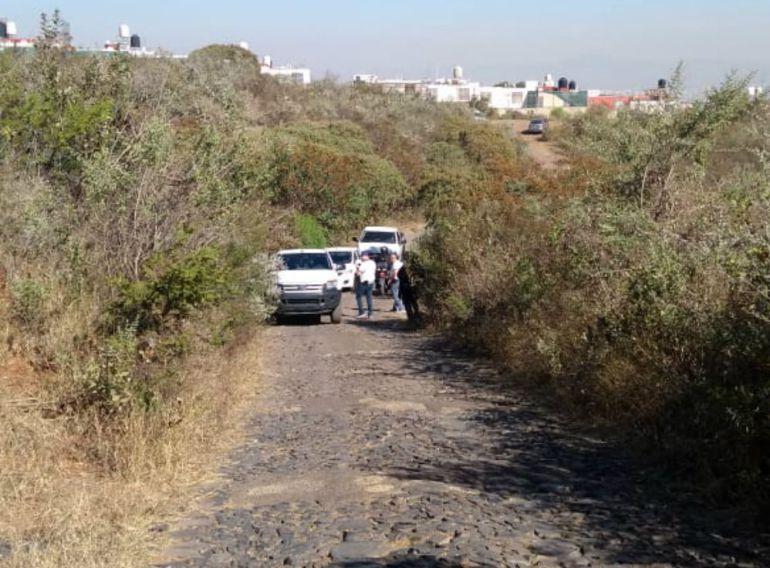 Localizan dos cuerpos en calles de Tlaquepaque