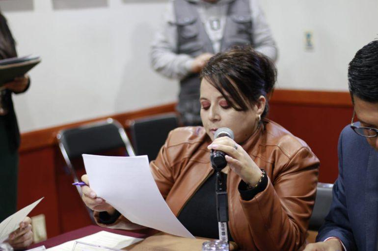 Llegan 3 nuevos juicios políticos al legislativo