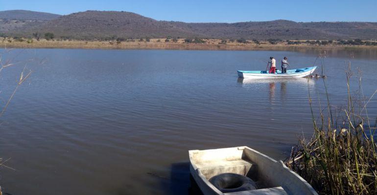 Hombre lleva dos días desaparecido en la presa La Noria