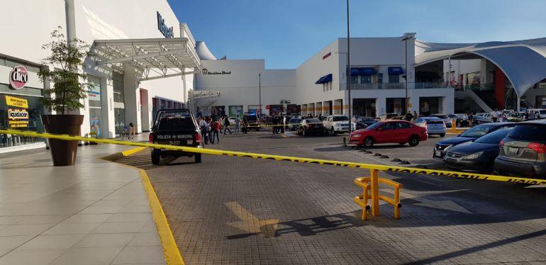 Ladrón intentó asaltar y lo asesinan en Plaza Ciudadela
