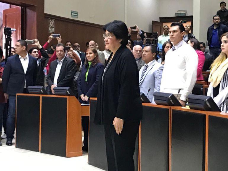 Contralora pide a Fiscalía se enfoque en las denuncias presentadas