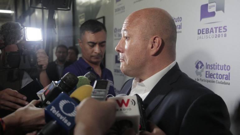Transformación del IJM le da más presupuesto, insiste Enrique Alfaro