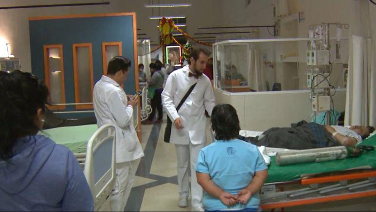 Buscan profesionalizar a voluntariado del Hospital Civil de Guadalajara