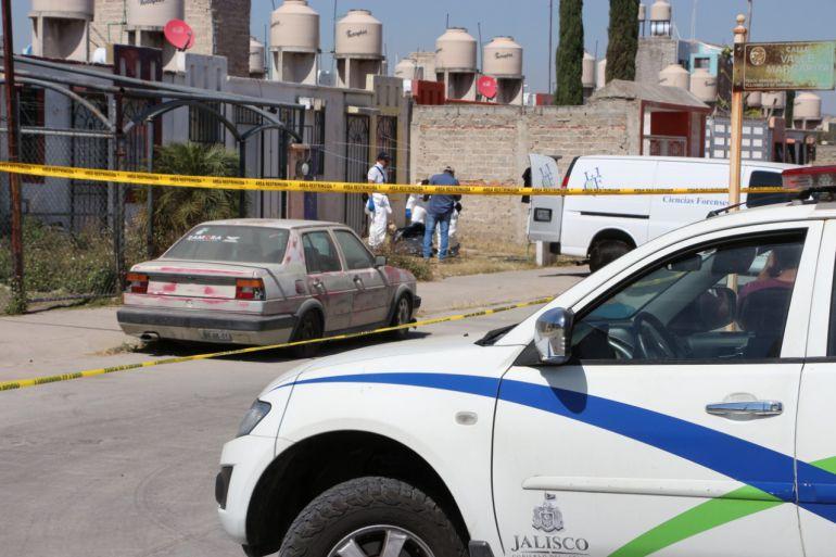 Arrestan a cuatro por asesinato en Tlajomulco