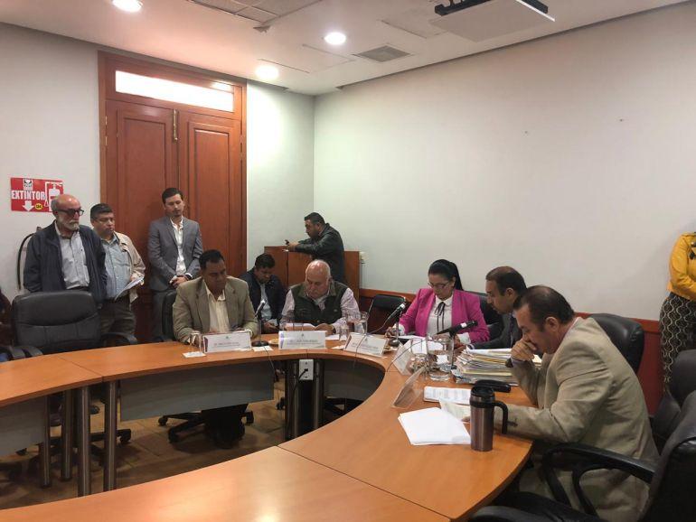 Autoridades de 4 municipios podrían ser suspendidas