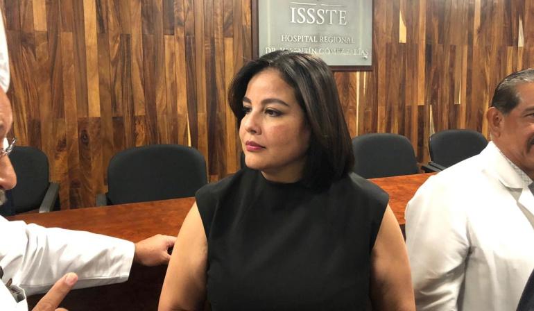 Hospital Valentín Gómez Farías del ISSSTE tiene nueva directora