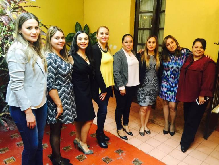 Se reúnen mujeres líderes morenistas de Jalisco