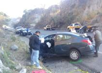 Accidente deja un muerto en Tonila