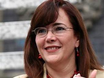 Advierte Polevnsky que será candidata del PRD al gobierno del Edomex