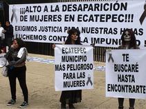 Encabeza Ecatepec, lista de 10 municipios con más feminicidios en el Edomex