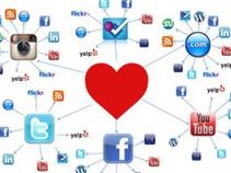 ¿Eres o estás con alguien que comparte todo en las redes?