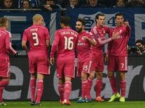 Encarrilan los 'Merengues' el pase: Schalke 0 - Real Madrid 2