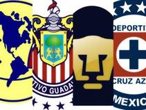 Esperan espectáculo familiar entre Pumas - América y Cruz Azul - Chivas
