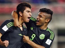 La Selección Mexicana Sub-17 le gana a Argentina